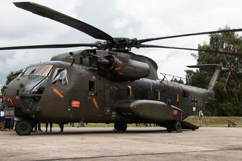 84+68 - Germany - Air Force Sikorsky CH-53GA