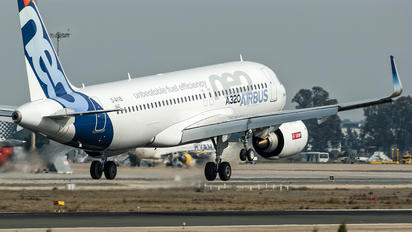 D-AVVB - Airbus Industrie Airbus A320 NEO