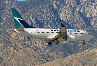 C-FLWJ - WestJet Airlines Boeing 737-700