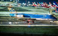 PH-KZE - KLM Cityhopper Fokker 70 aircraft