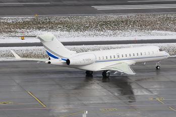 M-DADA - Private Bombardier BD-700 Global 6000