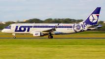 SP-LIB - LOT - Polish Airlines Embraer ERJ-175 (170-200) aircraft