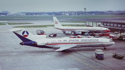 F-BPJU - Air Charter International Boeing 727-200