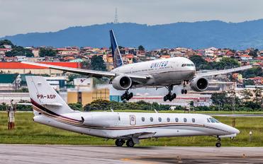 PR-AGP - Private Cessna 680 Sovereign