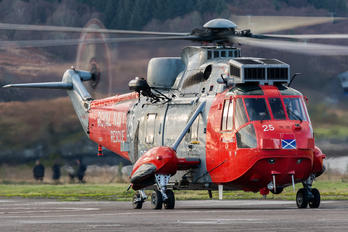 ZA134 - Royal Navy Westland Sea King HAS.5