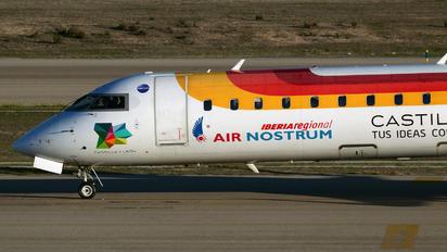 - - Air Nostrum - Iberia Regional Bombardier CRJ-700