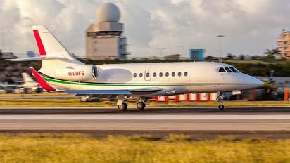 N900FS - Private Dassault Falcon 2000LX