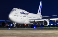 F-GITE - Air France Boeing 747-400 aircraft