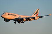 F-GITE - Air France Boeing 747-400 aircraft