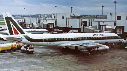 I-DIWG - Alitalia Douglas DC-8