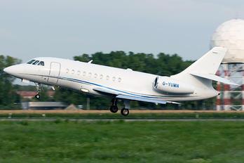 G-YUMN - Private Dassault Falcon 2000S