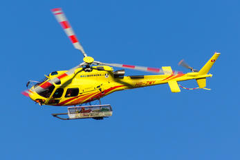 HB-ZMY - Heli Bernina Aerospatiale AS350 Ecureuil / Squirrel