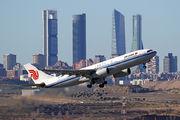 B-6073 - Air China Airbus A330-200 aircraft