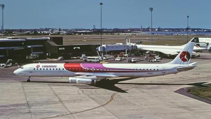 N4934Z - Hawaiian Airlines Douglas DC-8-63
