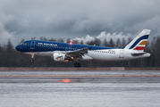 ER-AXV - Air Moldova Airbus A320 aircraft