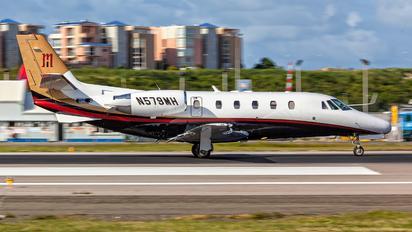 N579MH - Private Cessna 560XL Citation XLS