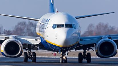 EI-DAR - Ryanair Boeing 737-800