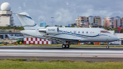 XA-NDY - Private Canadair CL-600 Challenger 605