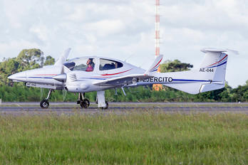 AE-044 - Argentina - Army Diamond DA 42 Twin Star