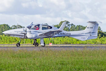 AE-045 - Argentina - Army Diamond DA 42 Twin Star