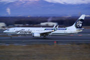 N453AS - Alaska Airlines Boeing 737-900ER aircraft