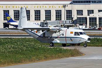 TR.12D-81 - Spain - Air Force Casa C-212 Aviocar
