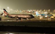 VQ-BRW - Aeroflot Airbus A320 aircraft