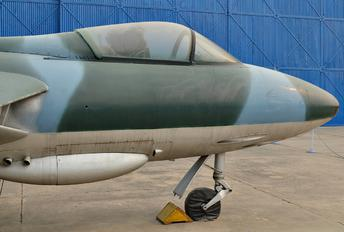A476 - India - Air Force Hawker Hunter F.6
