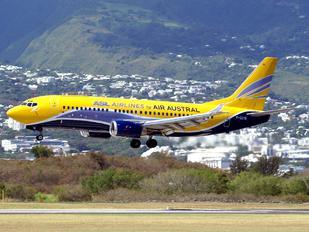 F-GZTB - Air Austral Boeing 737-300QC