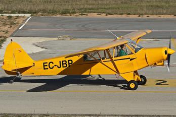 EC-JBP - Private Piper PA-18 Super Cub