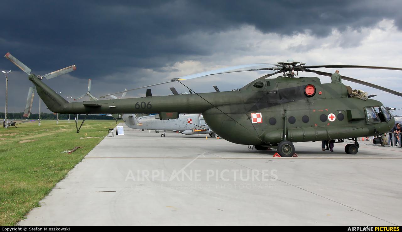 Poland - Army 606 aircraft at Radom - Sadków