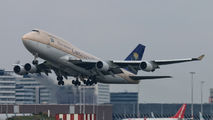 TF-AMI - Saudi Arabian Cargo Boeing 747-400BCF, SF, BDSF aircraft
