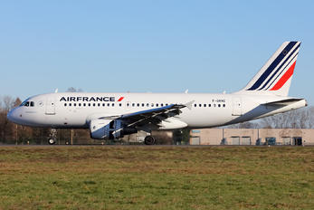 F-GRXE - Air France Airbus A319