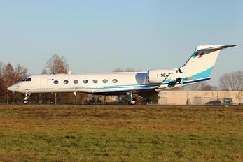 I-SEAM - Private Gulfstream Aerospace G-V, G-V-SP, G500, G550