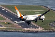 PR-GXZ - GOL Transportes Aéreos  Boeing 737-800 aircraft
