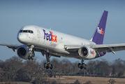 N901FD - FedEx Federal Express Boeing 757-200F aircraft