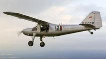 D-EFFB - Private Dornier Do.27 aircraft