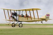 G-AWYI - Private Royal Aircraft Factory BE.2 aircraft