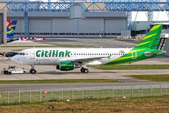 F-WWDX - Citilink Airbus A320