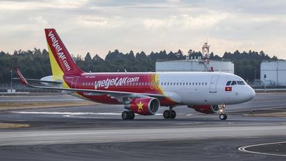 VN-A664 - VietJet Air Airbus A320