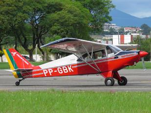 PP-GBK - Aeroclube do Paraná Aero Boero AB-115
