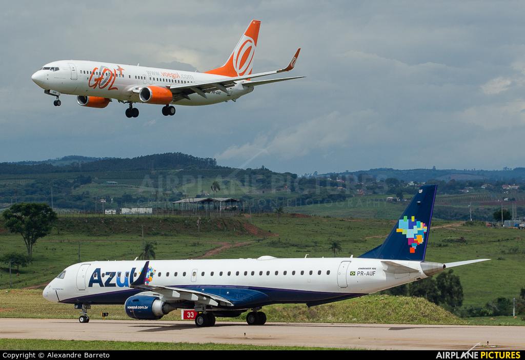 Azul Linhas Aéreas PR-AUF aircraft at Campinas - Viracopos Intl