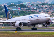 N795UA - United Airlines Boeing 777-200ER aircraft