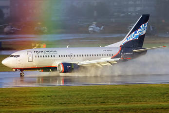 VP-BQL - Nordavia Boeing 737-500