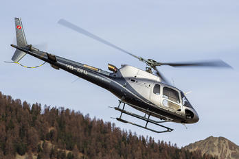 HB-ZPD - Private Eurocopter AS350 Ecureuil / Squirrel