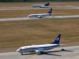 - - Belavia - Airport Overview - Runway, Taxiway aircraft