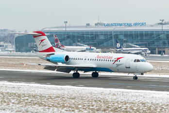 OE-LFR - Austrian Airlines/Arrows/Tyrolean Fokker 70