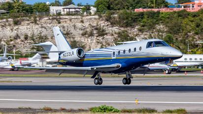 N222LR - Private Gulfstream Aerospace G150