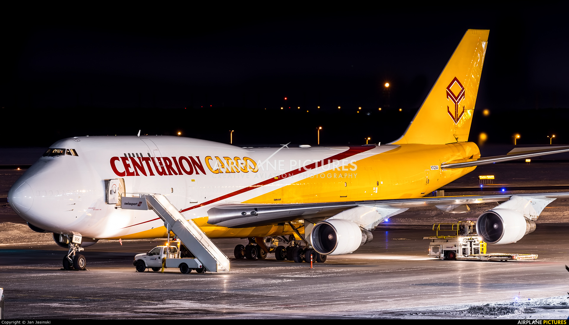 Centurion Air Cargo N742WA aircraft at Ottawa - Macdonald-Cartier Intl, ON