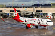 D-ABNM - Air Berlin Airbus A320 aircraft